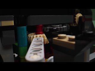 LEGO выпустит набор конструктора в виде полностью функциональной печатной машинки