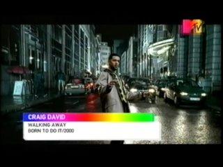 Craig David - Walking Away (MTV-Россия)