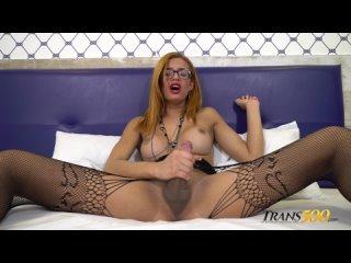 TransAtPlay Trans500 Bianca Lima - All About Ms.Lima Shemale, Solo, Anal Fingering, Cumshot, Masturbation, Smoking