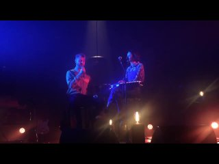 POMME feat. Pierre Lapointe | La Science du Coeur | fan video 2 | live @ café de la danse, paris |