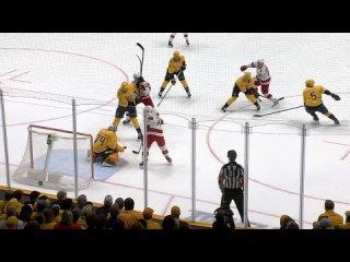 NHL 20/21, SC: Round 1, Game 4. Carolina Hurricanes - Nashville Predators [23.05.2021, BS-Predators]