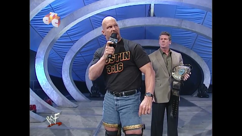 WWF SmackDown 31 05 2001 Мировой рестлинг на канале СТС World Wrestling Federation на русском языке WWE