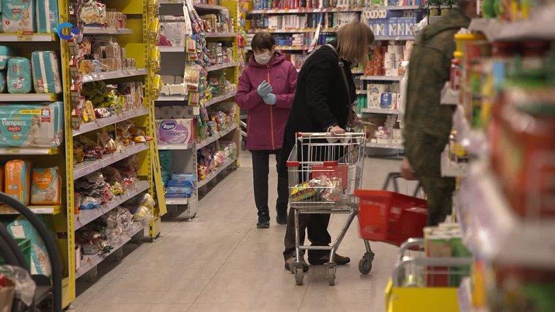 Глава Карелии отменил ограничения для посещения торговых организаций лицами старше 65 лет