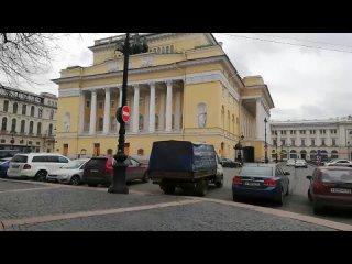 2021/апрель, 10 - Санкт-Петербург/Площадь Островского