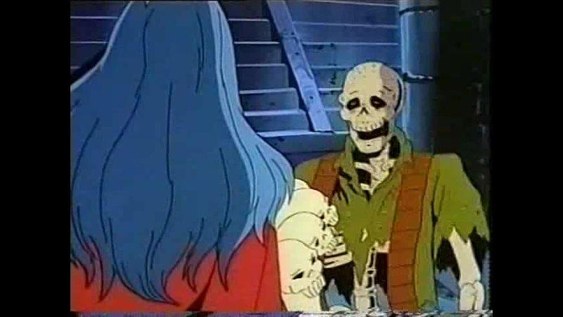 ➡ Воины скелеты 1994 Сериал 1 сезон Серия 4