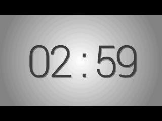Countdown Timer 3 Minute 11 sec + Billie_Eilish -bad guy