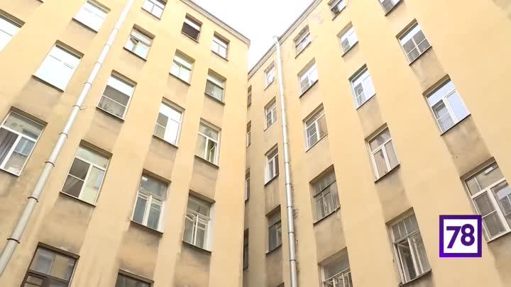 Многострадальный дом Чубакова. Сегодня вечером в квартире на первом этаже дома №58 по адресу 11-я л...