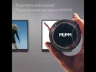 Новые выставки в МАММ при поддержке Mastercard