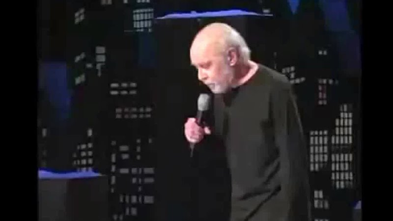 George Carlin How The Elite Control The World 1 mp4