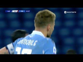 «Лацио» – «Торино». Нереализованный пенальти Чиро Иммобиле