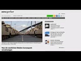 Немец. журналист  Германия, снова, хочет войны с Россией