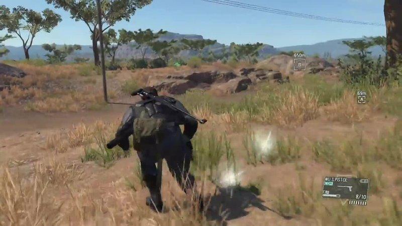 [Ретро Канал CHIPaeva] Metal Gear Solid V The Phantom Pain Прохождение - Part 9 (PS4 Rus)