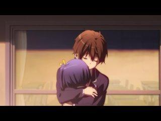 """Фрагмент из аниме """"Я не от мира сего, но тоже любить хочу""""."""