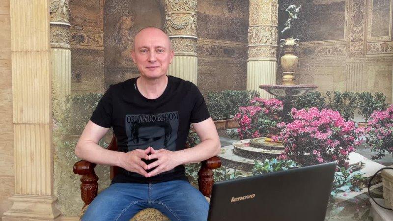 Видео от Вадима Бальзамова