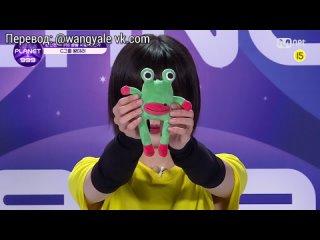(рус.суб) Видео-представление Ванг Яле для шоу 'Girls Planet 999' (Wang YaLe)