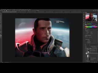 Mass Effect. Speed Art