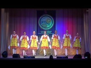 """Улыбка """"Русский танец с платками"""" Весенние проталинки-2021"""
