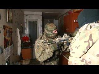 Работа ФСБ в Симферополе