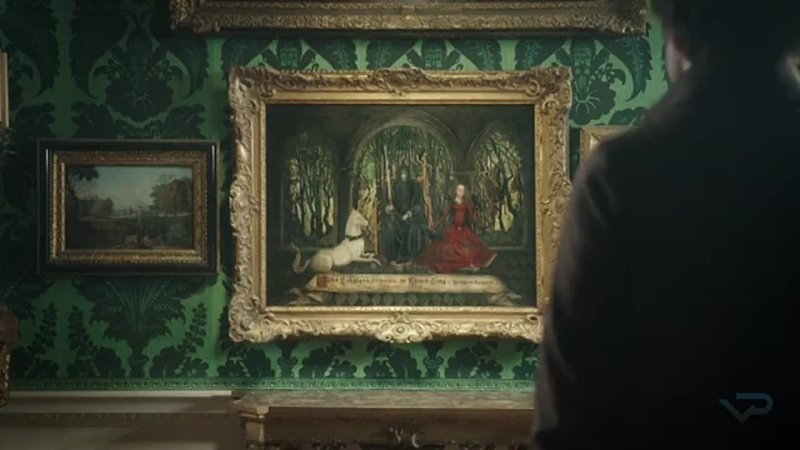 IV Сериал Джонатан Стрендж и мистер Норрелл Jonathan Strange Mr Norrell 4 серия
