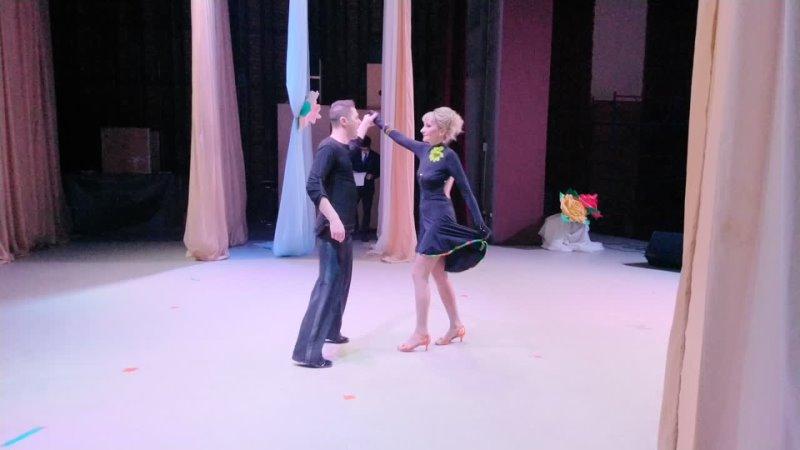 Отчётный концерт Студии бальных танцев Дома культуры 2