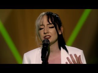 Maria Marzano ¦ No time to die(Billie Eilish) ¦ Blind Auditions ¦ The Voice Norway ¦ Season 6
