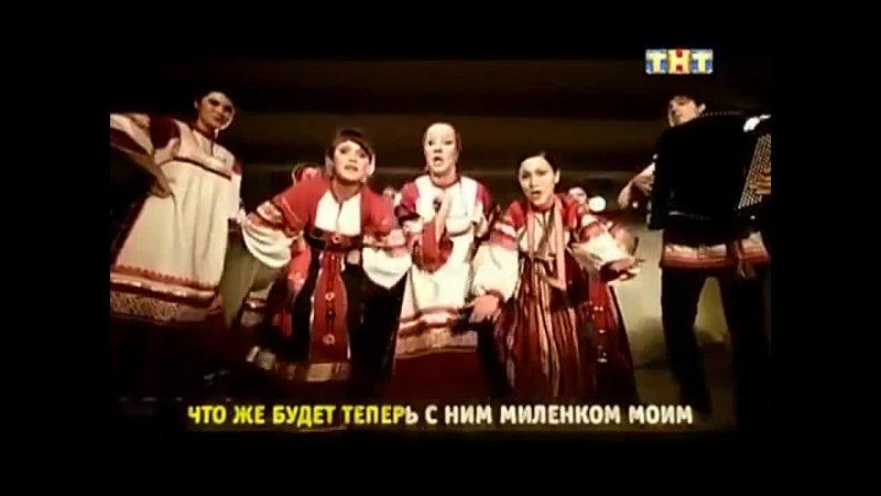 Реклама Гарри Поттера на ТНТ - 2012..