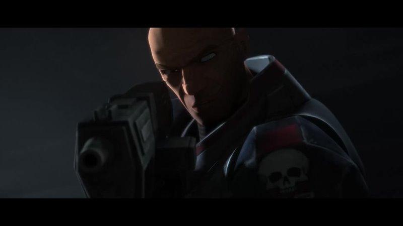 Хороший солдат выполняет приказ Крушила Звёздные войны для ВП