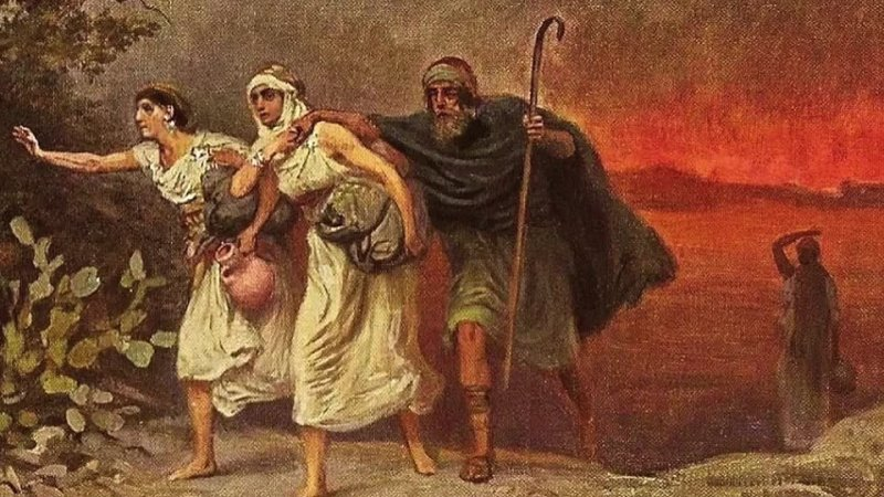 Протоиерей Андрей Ткачёв Женщины в Библии История Лота 18 Протоиерей Андрей Ткачёв