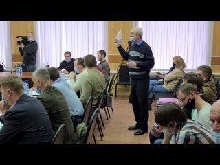 Ю. Н. Саенко требует расследовать деятельность Дудоровской Администрации и расходы на неё
