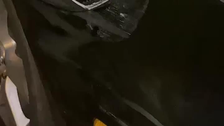 Ищу свидетелей того, как притерли автомобиль в ночь с 21 на 22 июня по адресу Рыбацкий проспект 18к2...