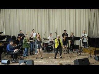 Каролина Щербинина, Олеся Брежнева - Music is my way of life (Patti LaBelle)
