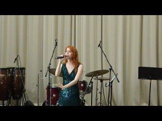 Каролина Щербинина - Неповторимая весна (А.Эшпай -Л.Дербенев)
