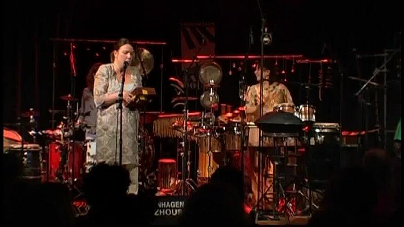 01 Marilyn Mazur's Percussion Paradise Live at Copenhagen Jazzhouse part 2 2006