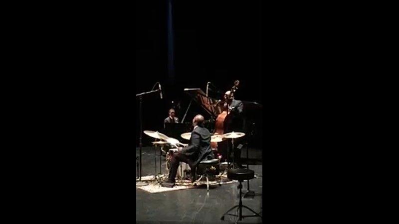 Christian McBride Trio 2015 Portland Jazz Festival Car Wash 240p