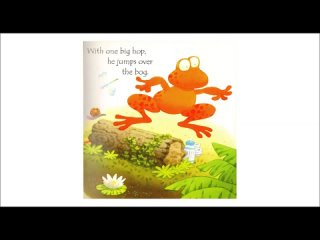 Phonics Readers - Frog on a