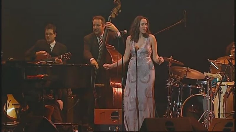Pink Martini Let's Never Stop Falling In Love Live from Portland ORa