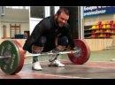 Украинский тяжеловес Чумак выиграл Чемпионат Европы в Москве.