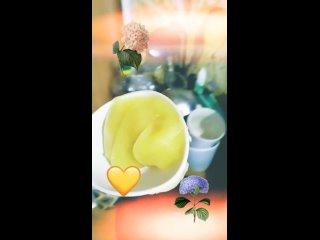 🍎🍏Компот из яблок с мёдом.А вы знаете как легко и просто проверить качественный мёд купили или нет?🍋😊