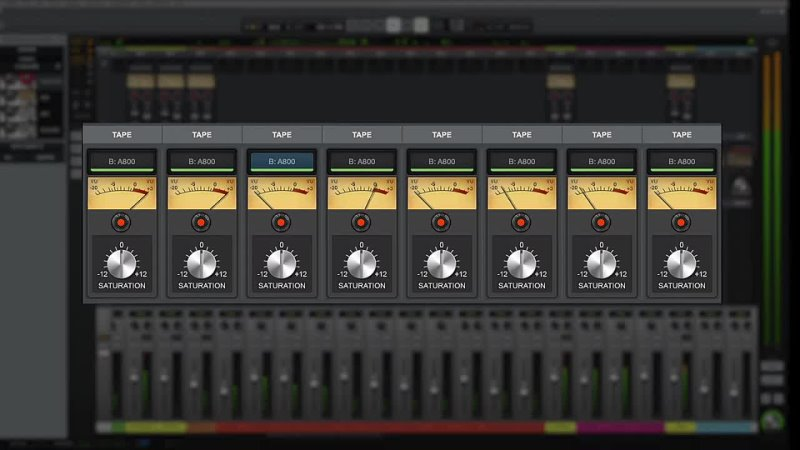 LUNA Extensions Neve Summing Studer Tape Sound Examples
