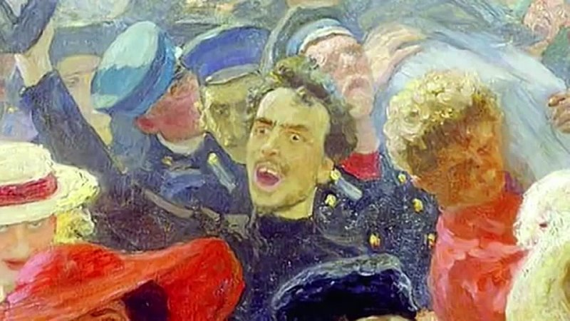 Гибель Империи Российский урок серия 18