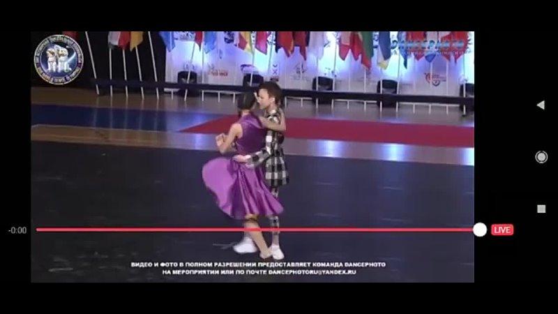 Королева красоты ВТО 2021 Дебют Алексея и Анны