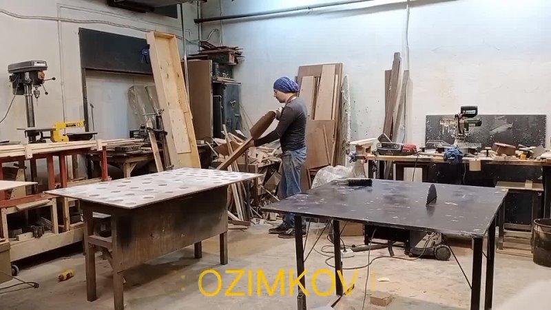 OZIMKOV Industries Финишная работа с интерьером яхты Albin Vega 27.mp4