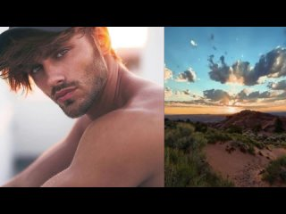 Подборка фотографий красивых людей, фото природы и гифов.
