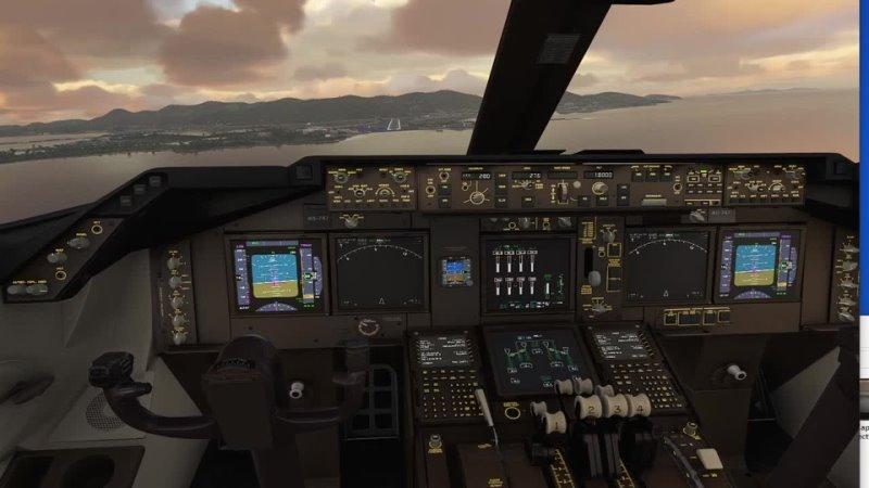 PARO Boeing 747 800