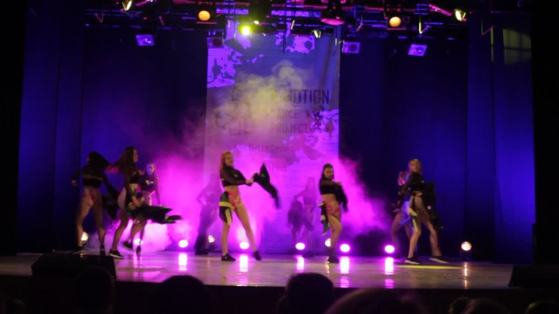 DANCE MIX DANCEHALLКуценко Лиана