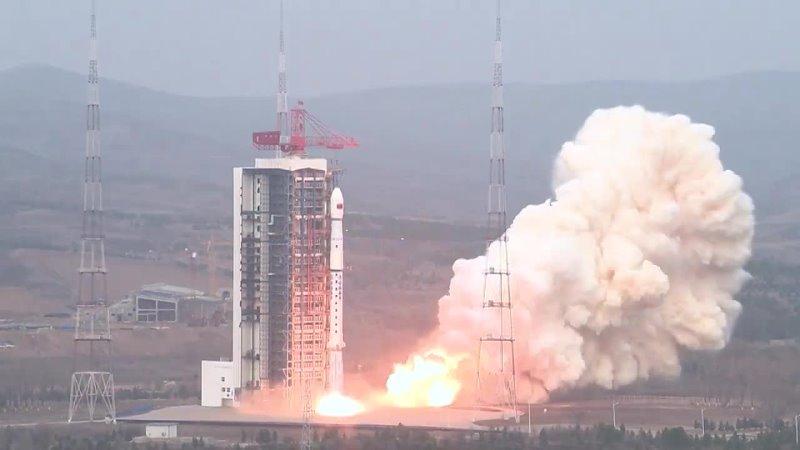 Long March-4B launches Shiyan-6 03