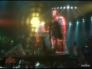 Alice Cooper. Teenage Frankenstein ._The Nightmare Returns_. (1986 ). Real VIDEO (1)