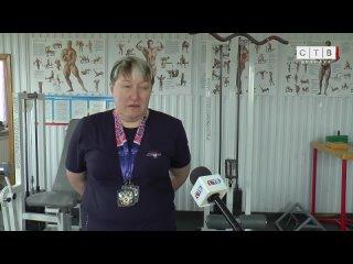 Серебряный дубль Светланы Алфёровой