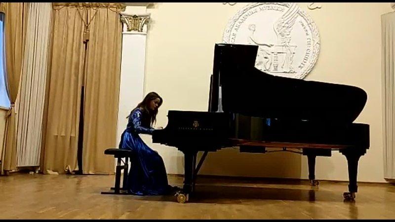 Моцарт Соната K311 D dur 1 часть