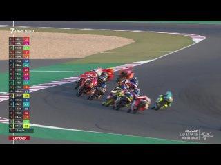 Moto 3 сезон 2021 (2 этап, Доха)